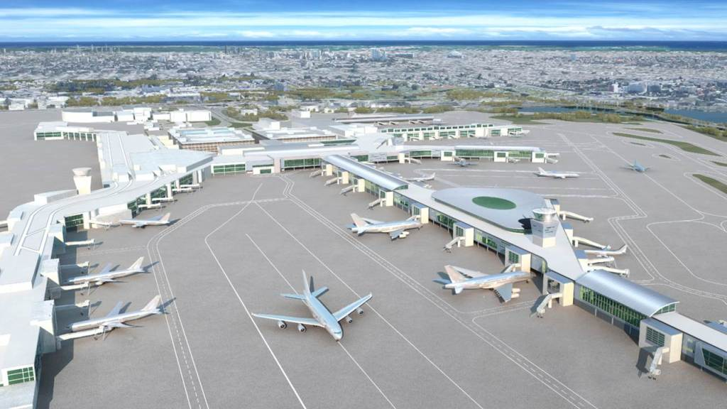 Miami International Airport (pictured) wisely commissioned an End-Fire Glide Slope Advanced ILS Antenna System in 2020
